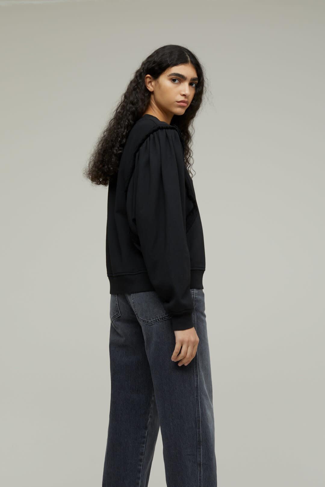sweater fringe black-2