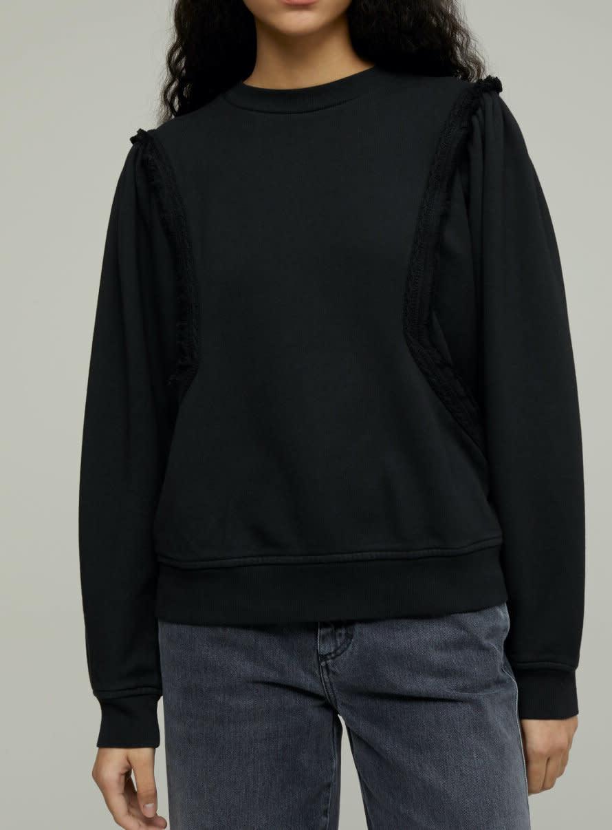 sweater fringe black-3