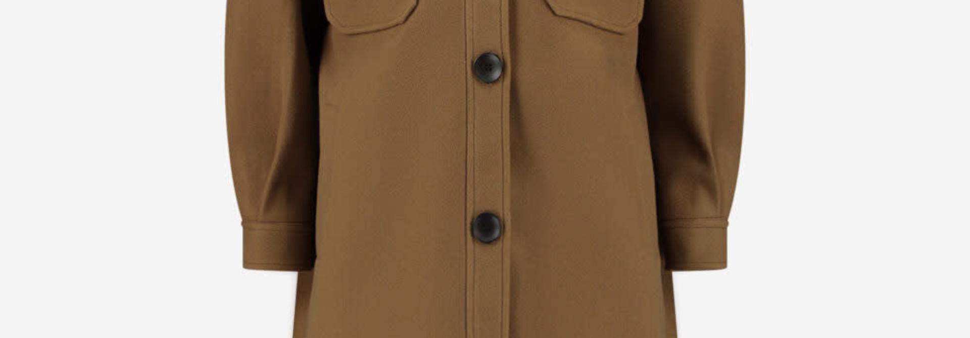 Gigi solid Jacket olive