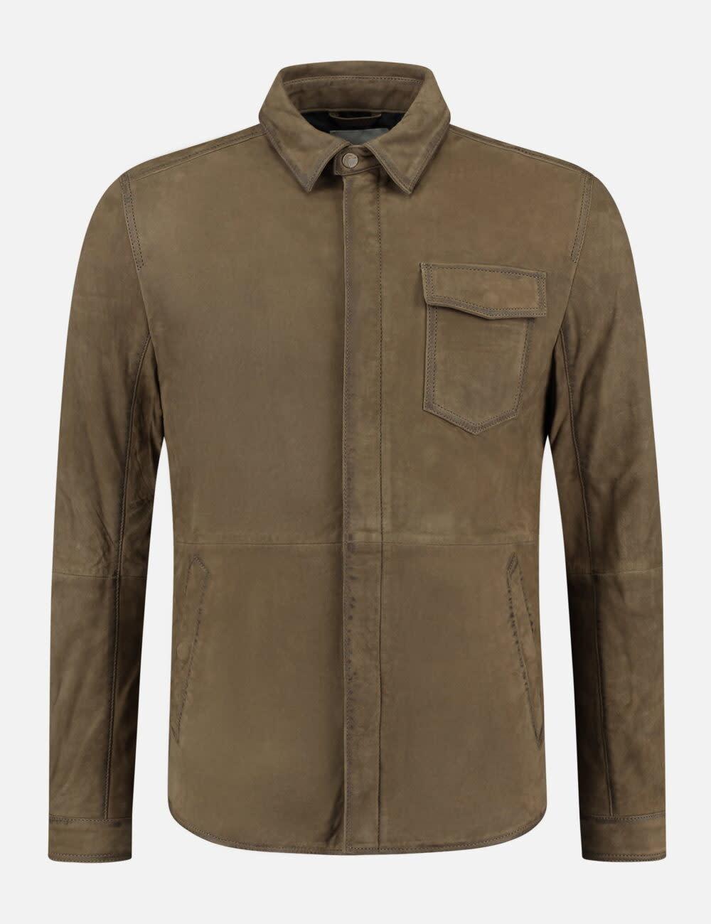 Sin City Shirt  khaki-1