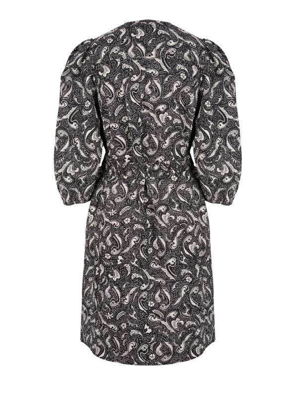 Stevie print dress-2