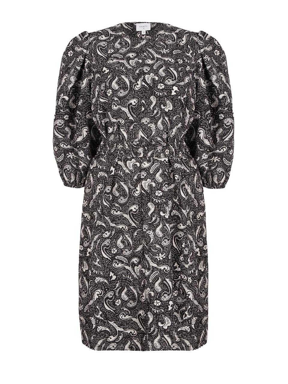 Stevie print dress-3