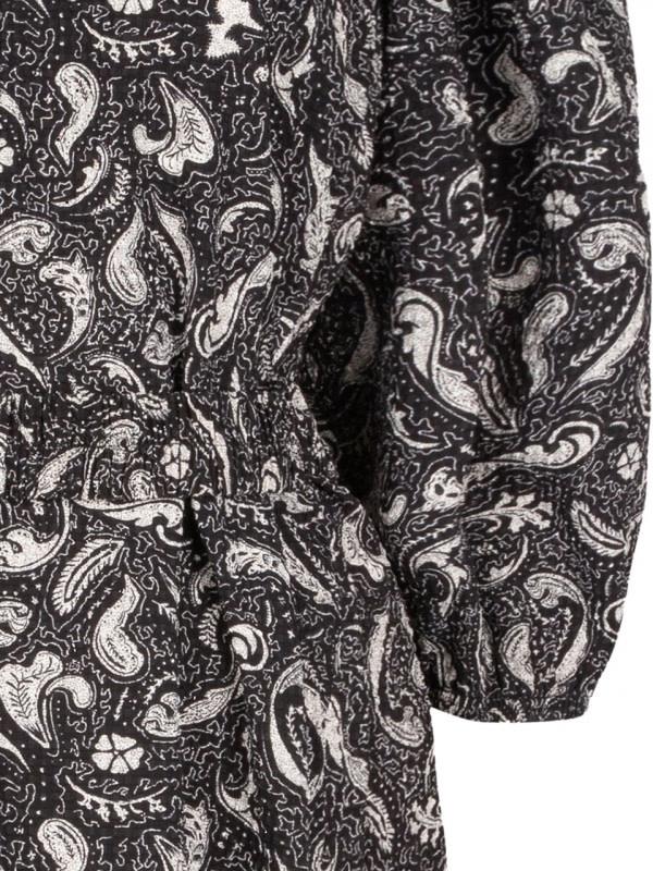 Stevie print dress-4