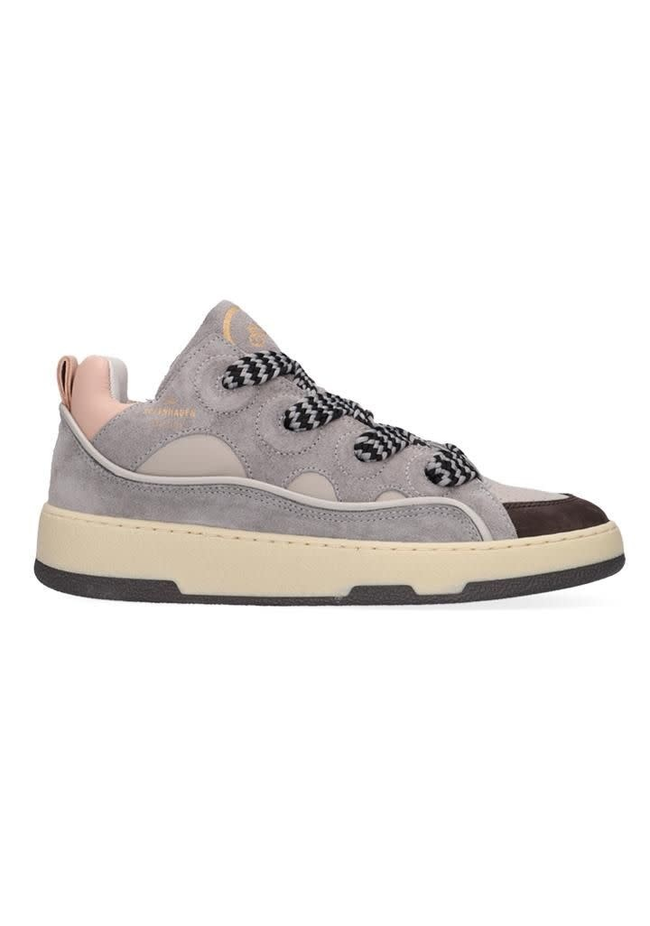 CPH201 Leather mix grey-4