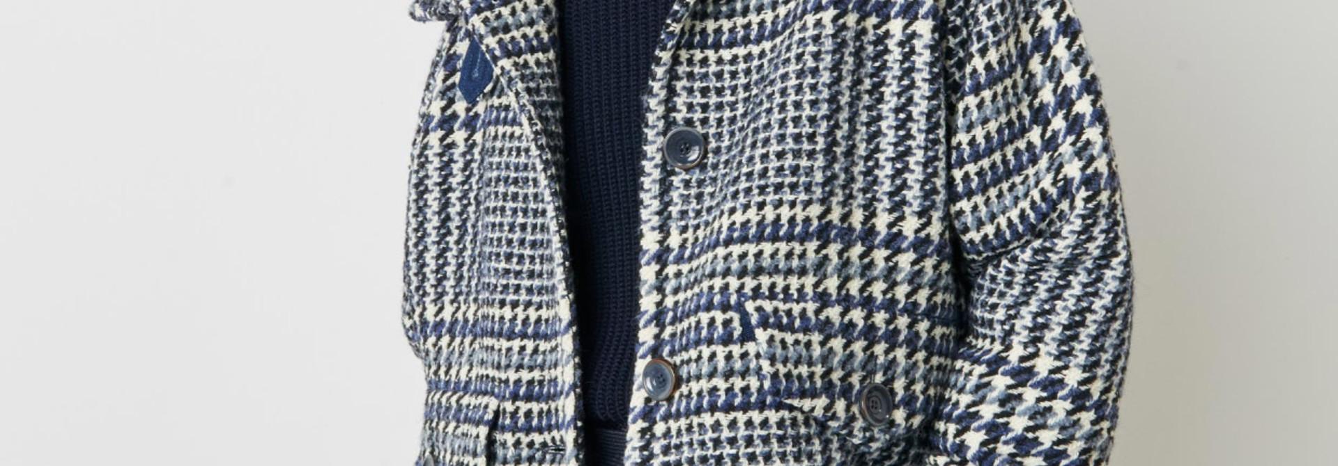 Lee Valley Denim blue jas