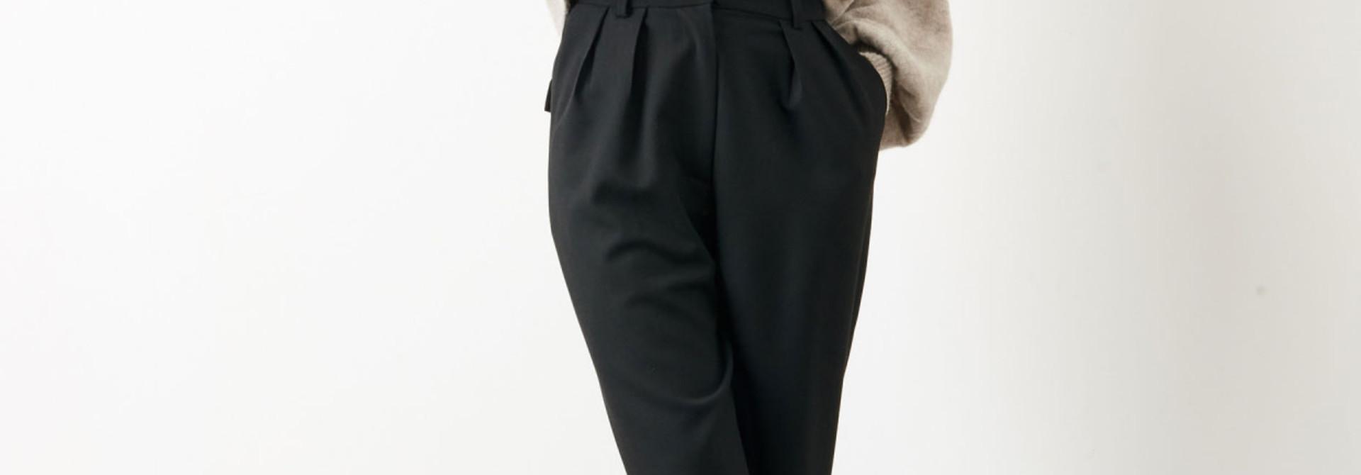 hondje black pants