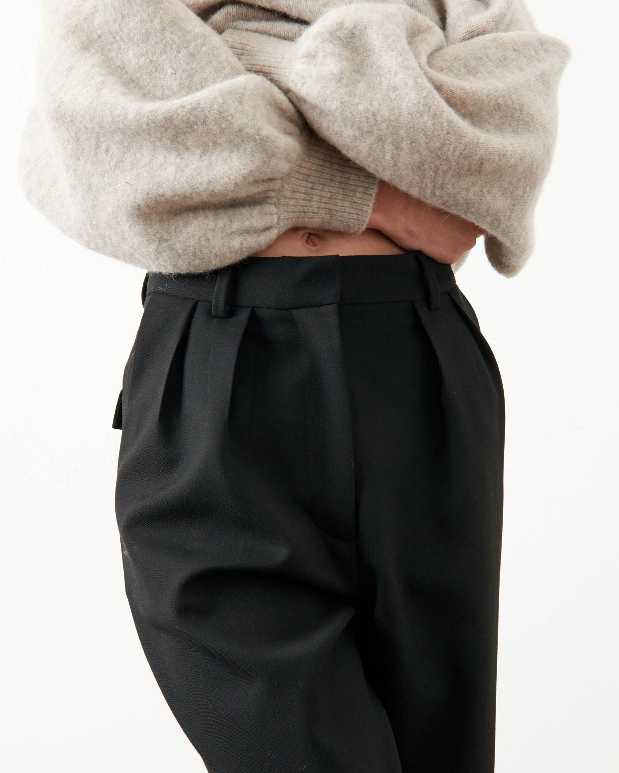 hondje black pants-6