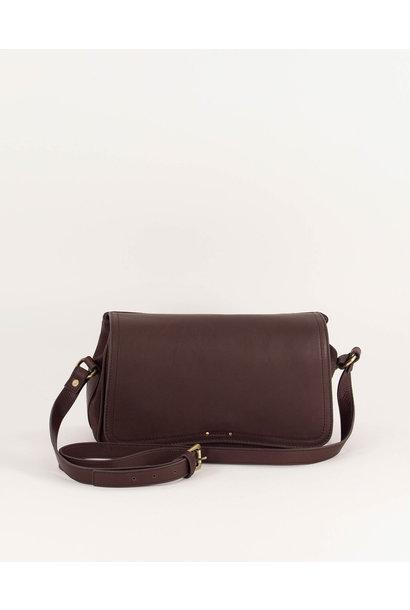 Tano Leather dark choco
