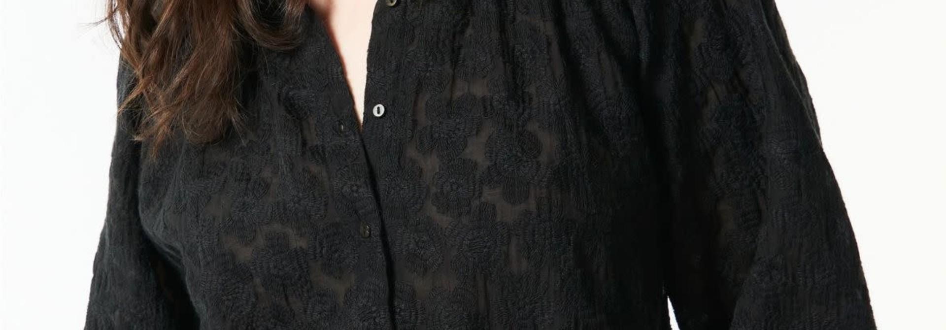 till  black blouse