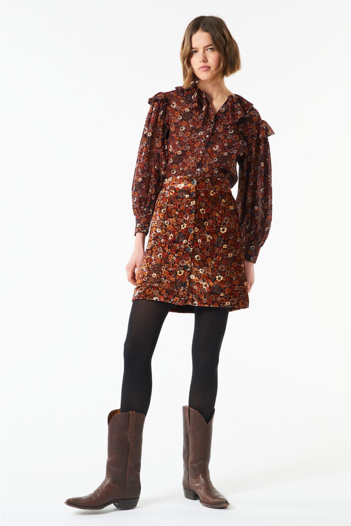 paoli blouse camel-2