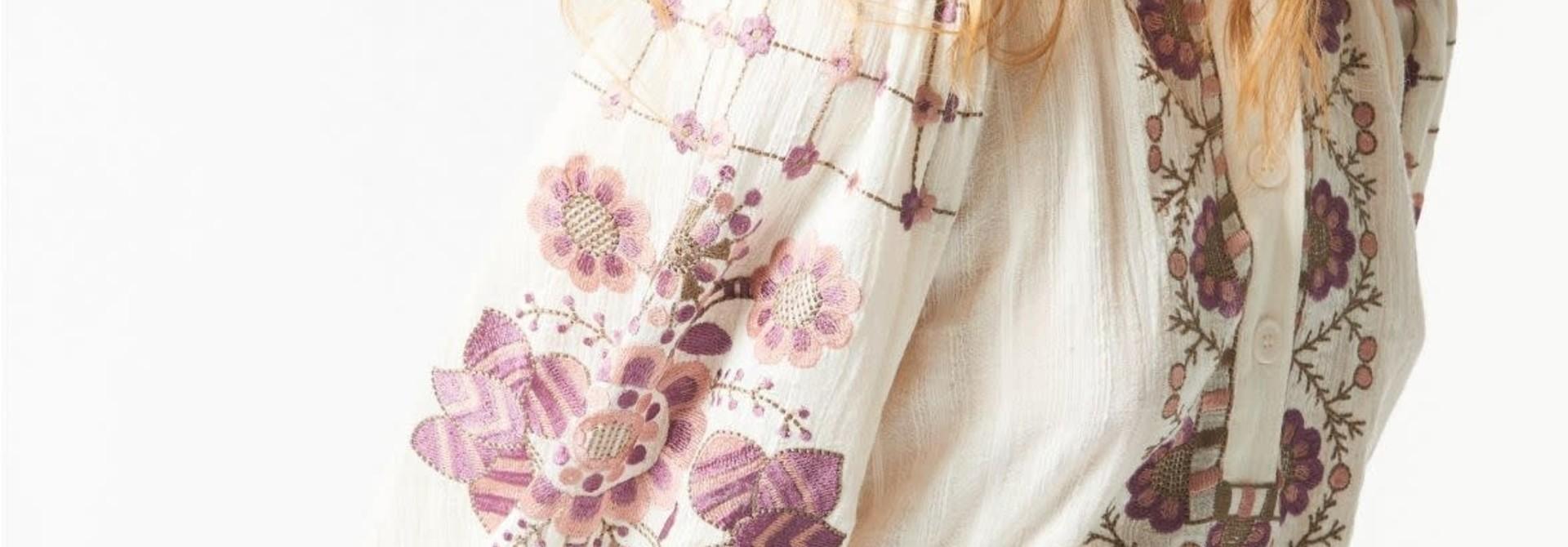 cami blouse cream