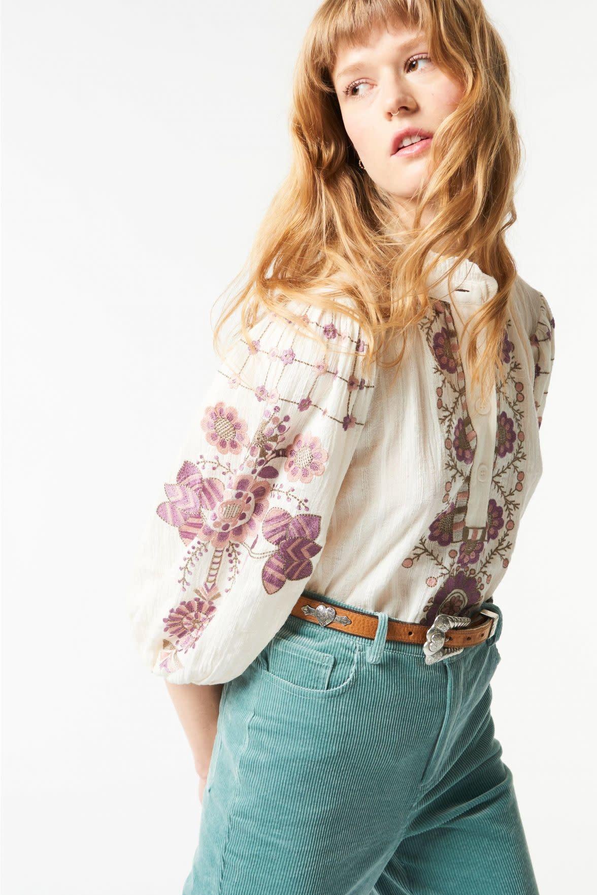 cami blouse cream-1