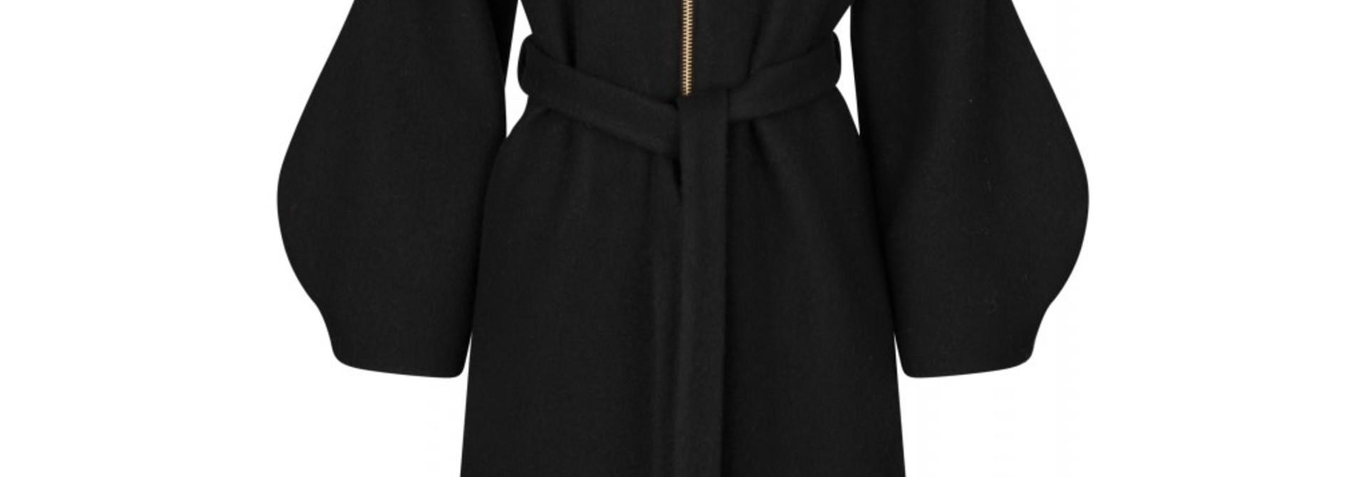 Wilma Coat black