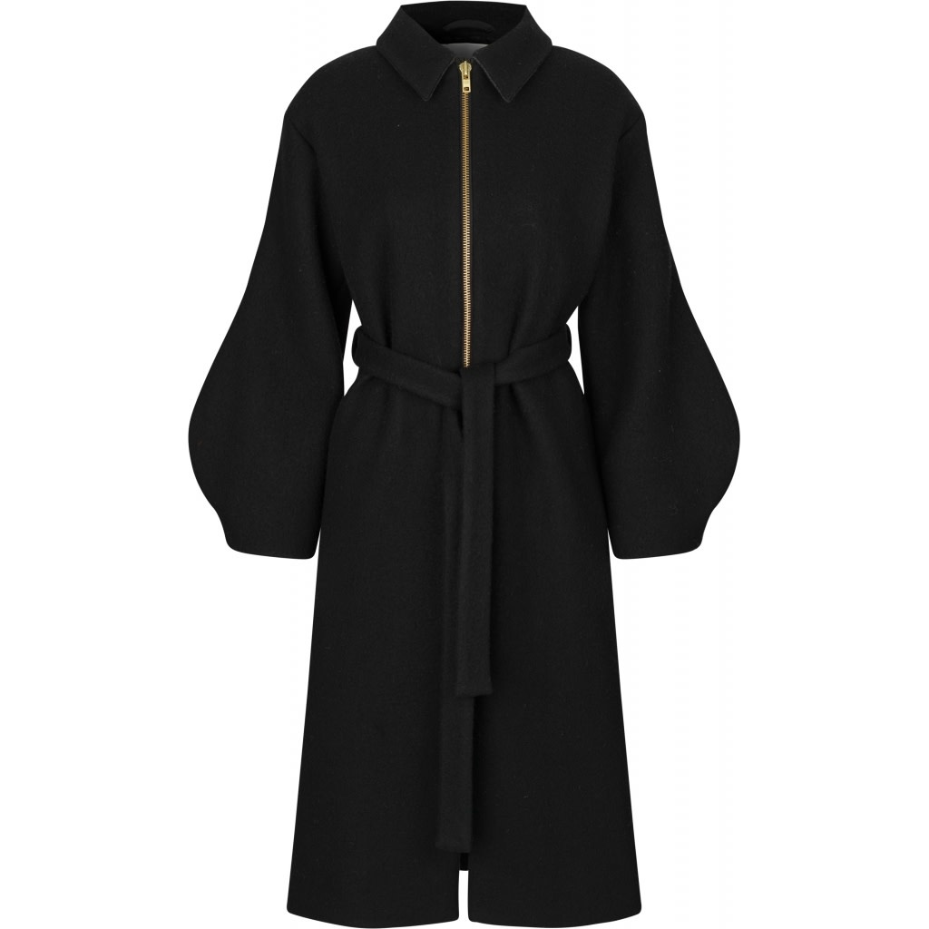 Wilma Coat black-1