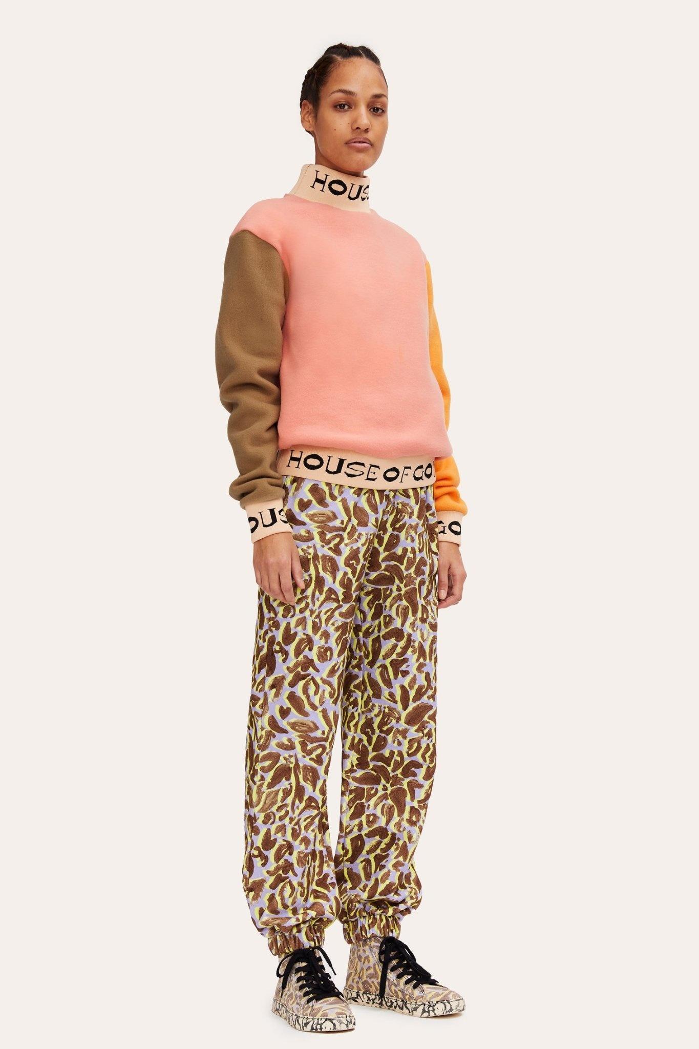 Melina fleece rib sweater-3