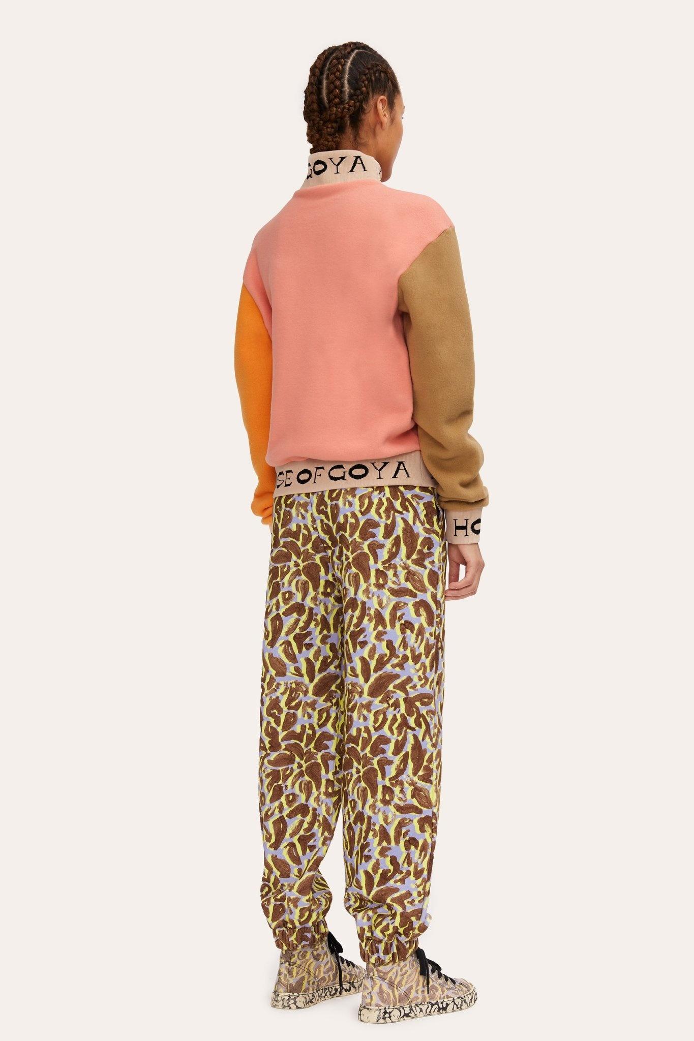 Melina fleece rib sweater-4