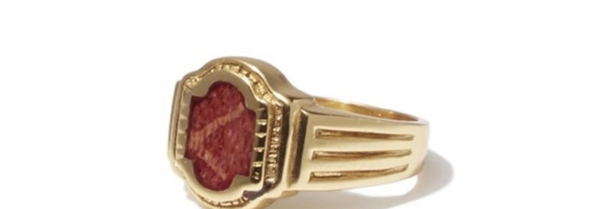 Dette ring gold