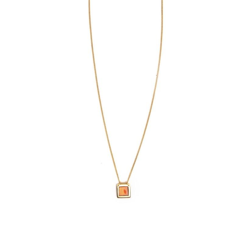 ninon necklace gold-1
