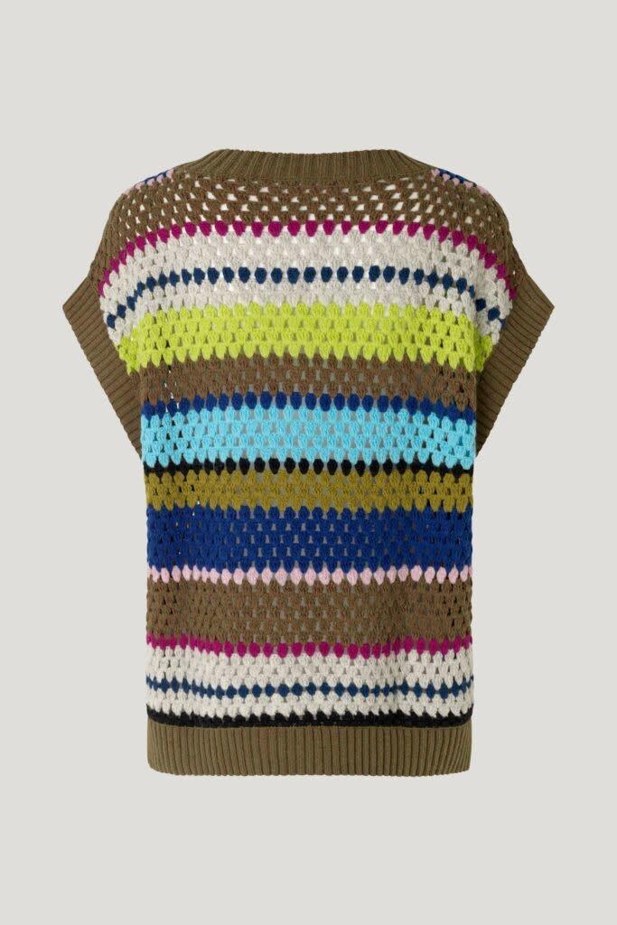 Coletta rainbow stripe-2