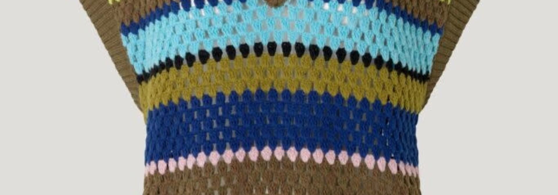 Coletta rainbow stripe
