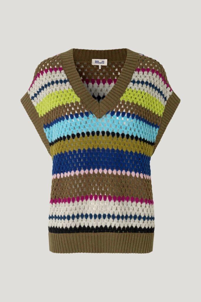Coletta rainbow stripe-1