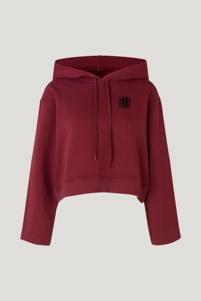 Jeroma hoodie cordovan-1
