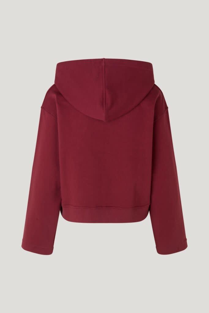 Jeroma hoodie cordovan-2