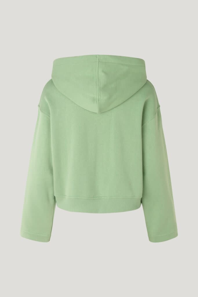 Jeroma hoodie basil-2