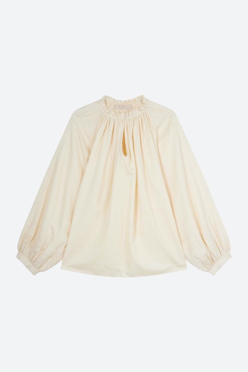 Meyer blouse ivoire-1