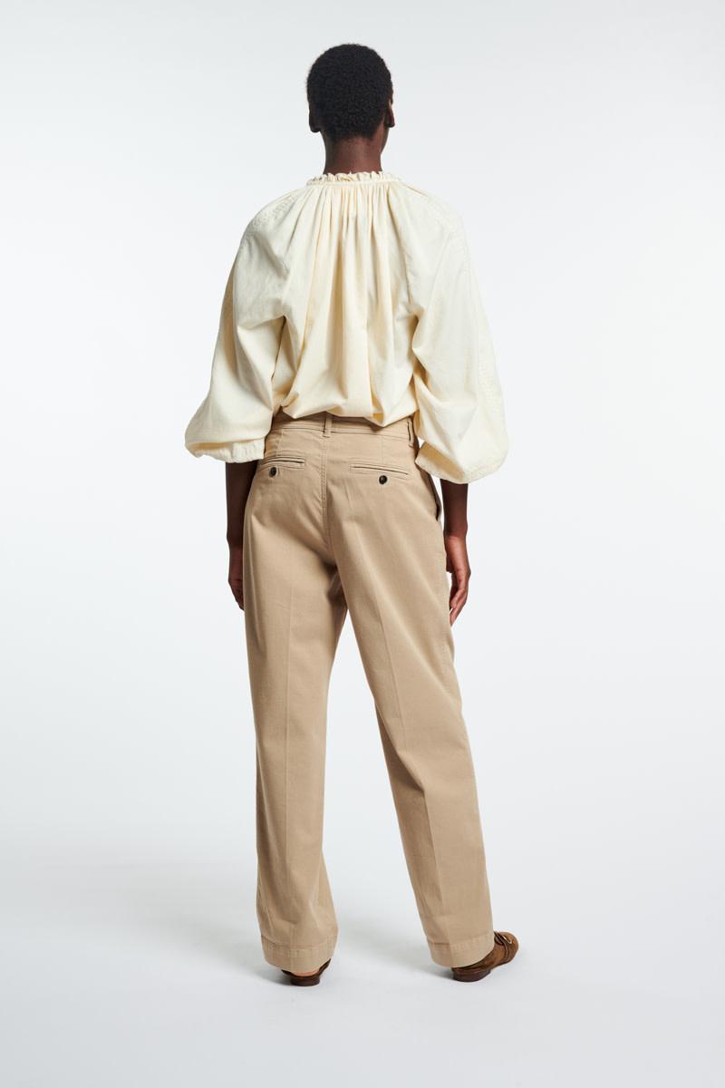 Meyer blouse ivoire-3