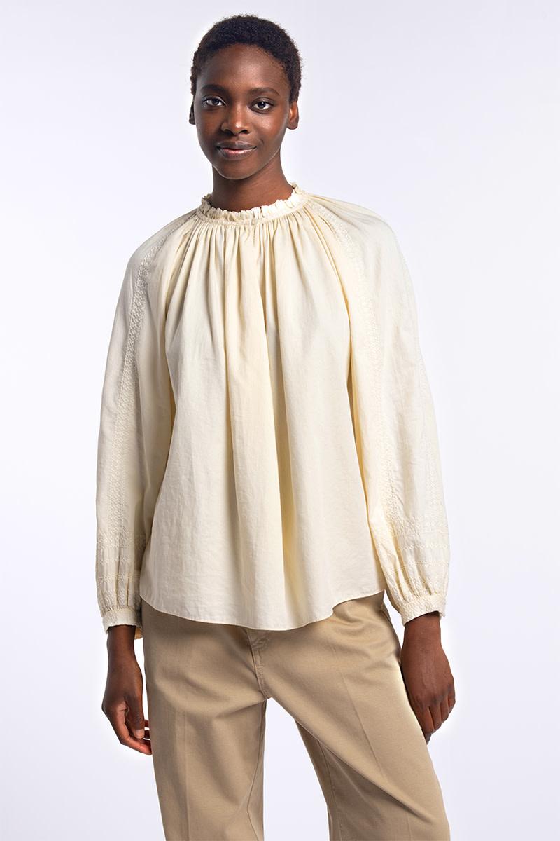 Meyer blouse ivoire-5