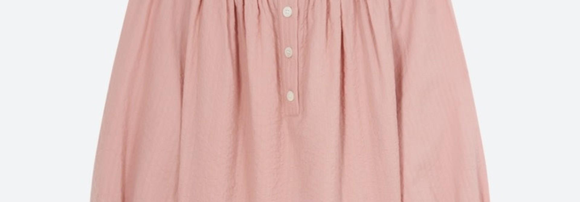 Pamina blouse poudre