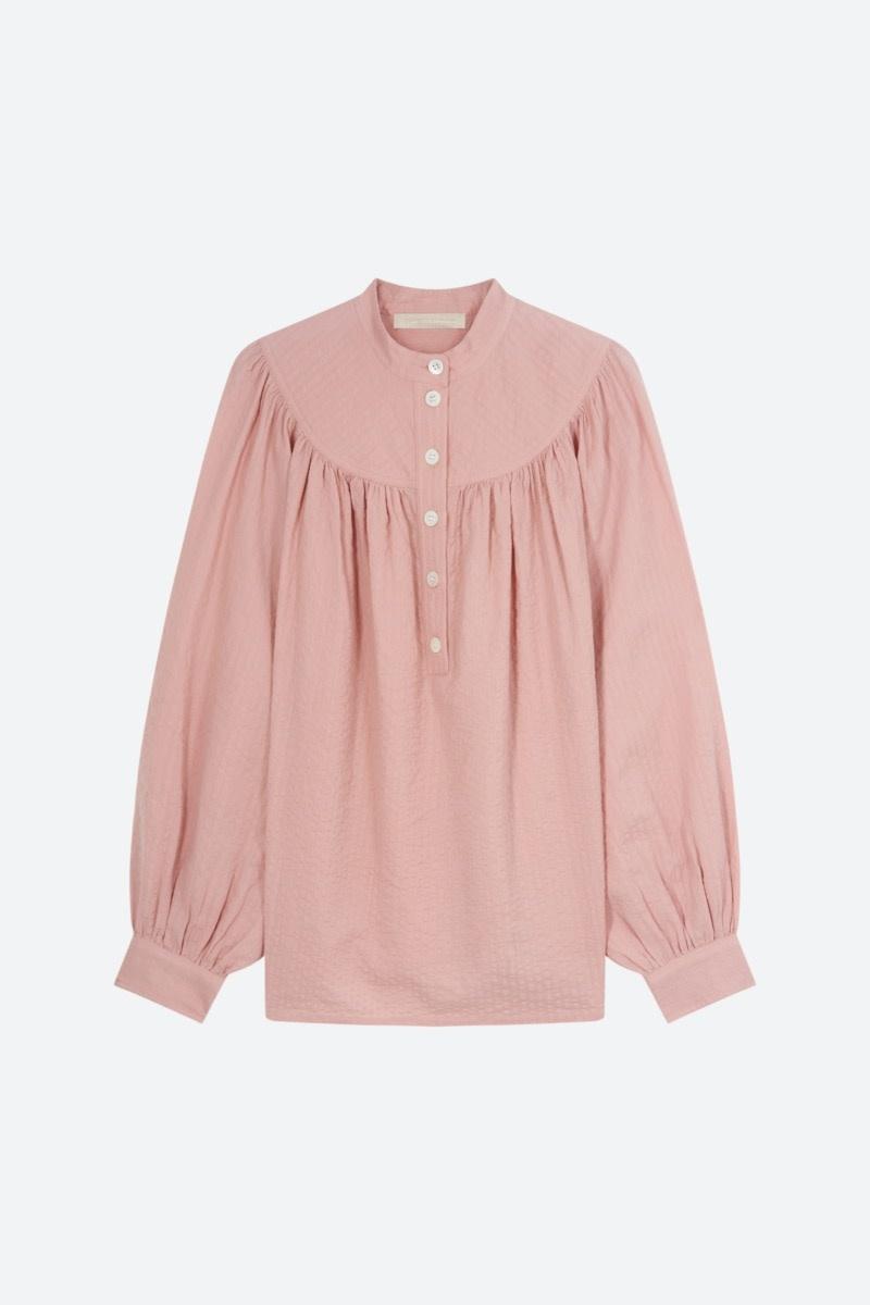 Pamina blouse poudre-1