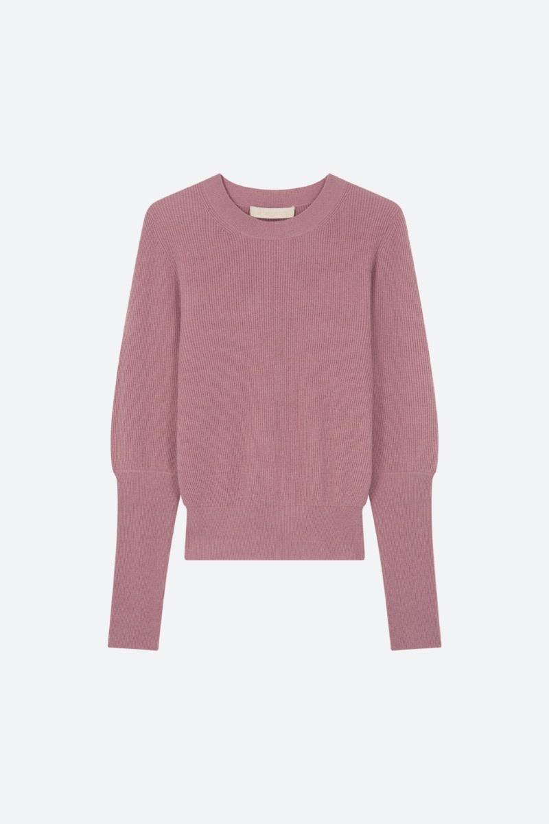 Sao sweater mauve-1