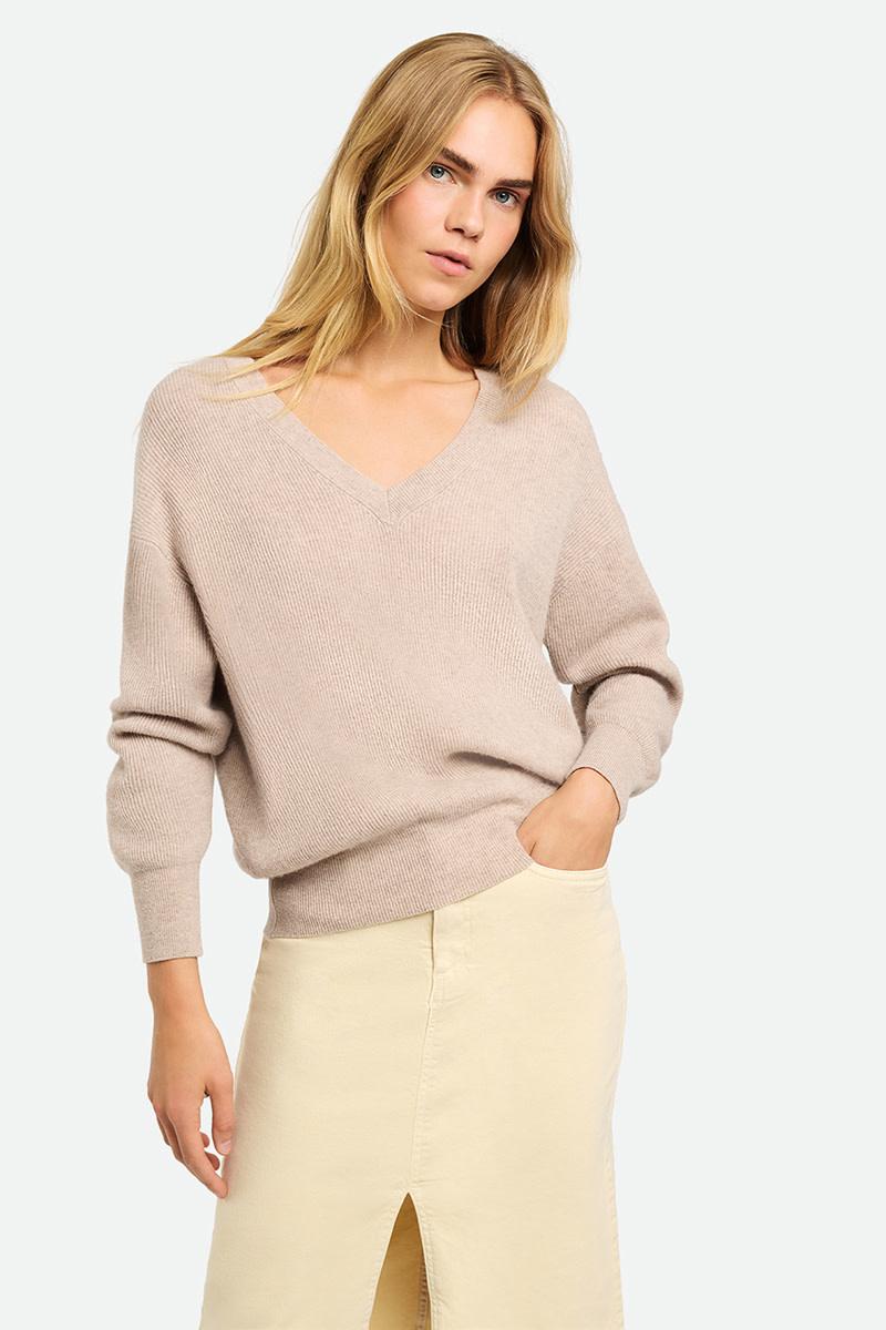 Sam sweater avoine-2