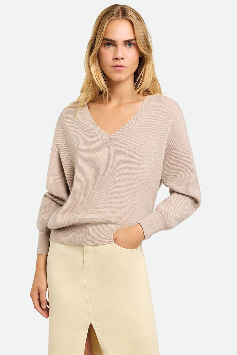Sam sweater avoine-3