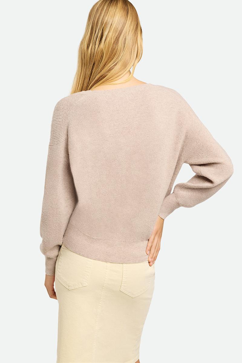 Sam sweater avoine-4