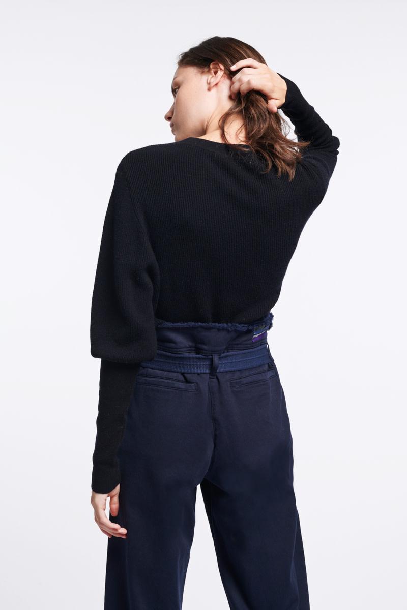 Sao sweater  noir-3