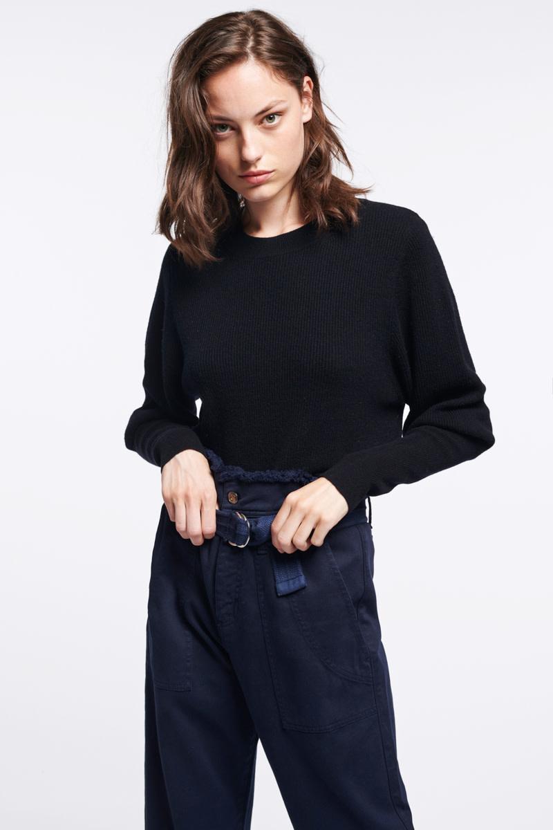 Sao sweater  noir-4