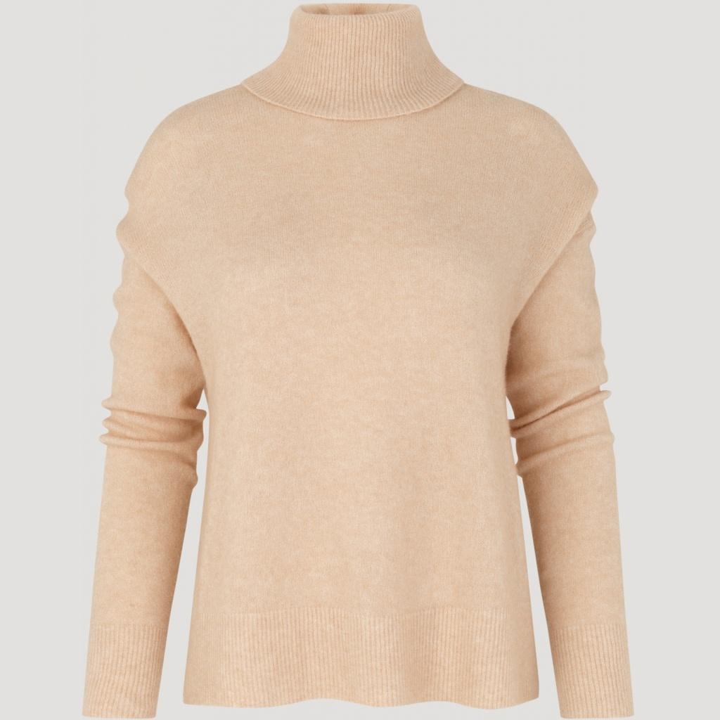 Annie blouse nude-1