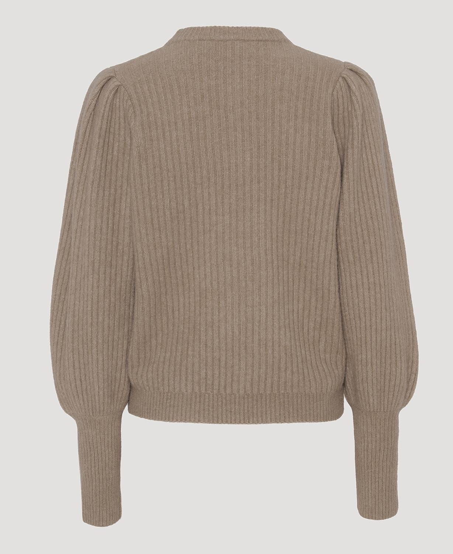 Avery blouse silver mink-2