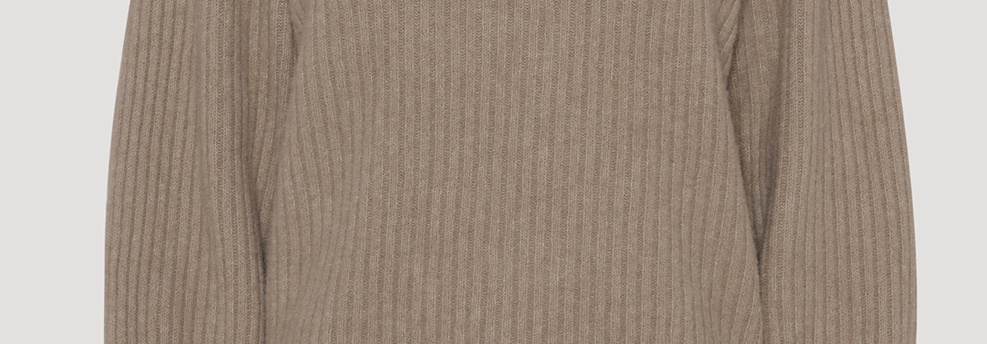 Avery blouse silver mink