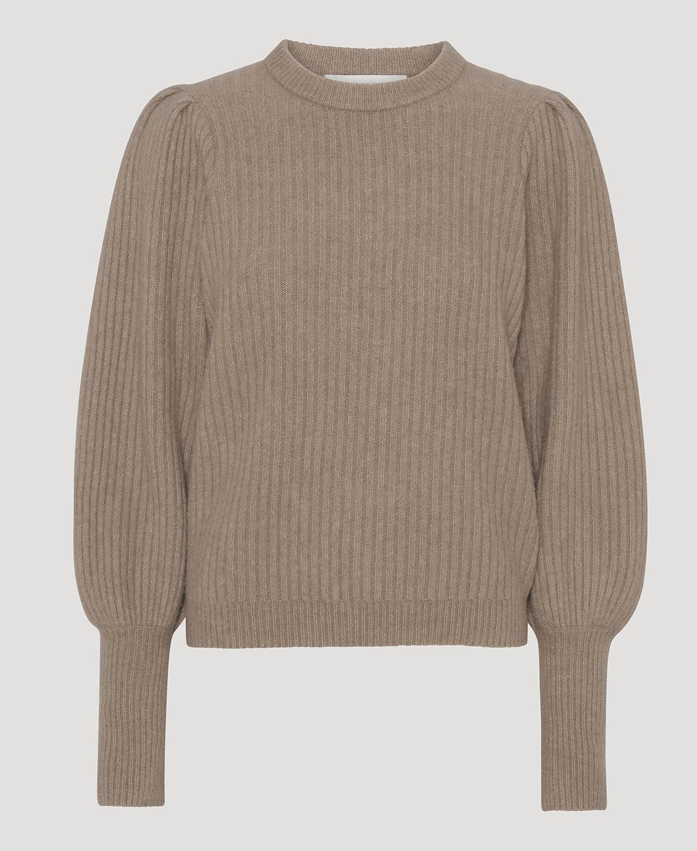 Avery blouse silver mink-1