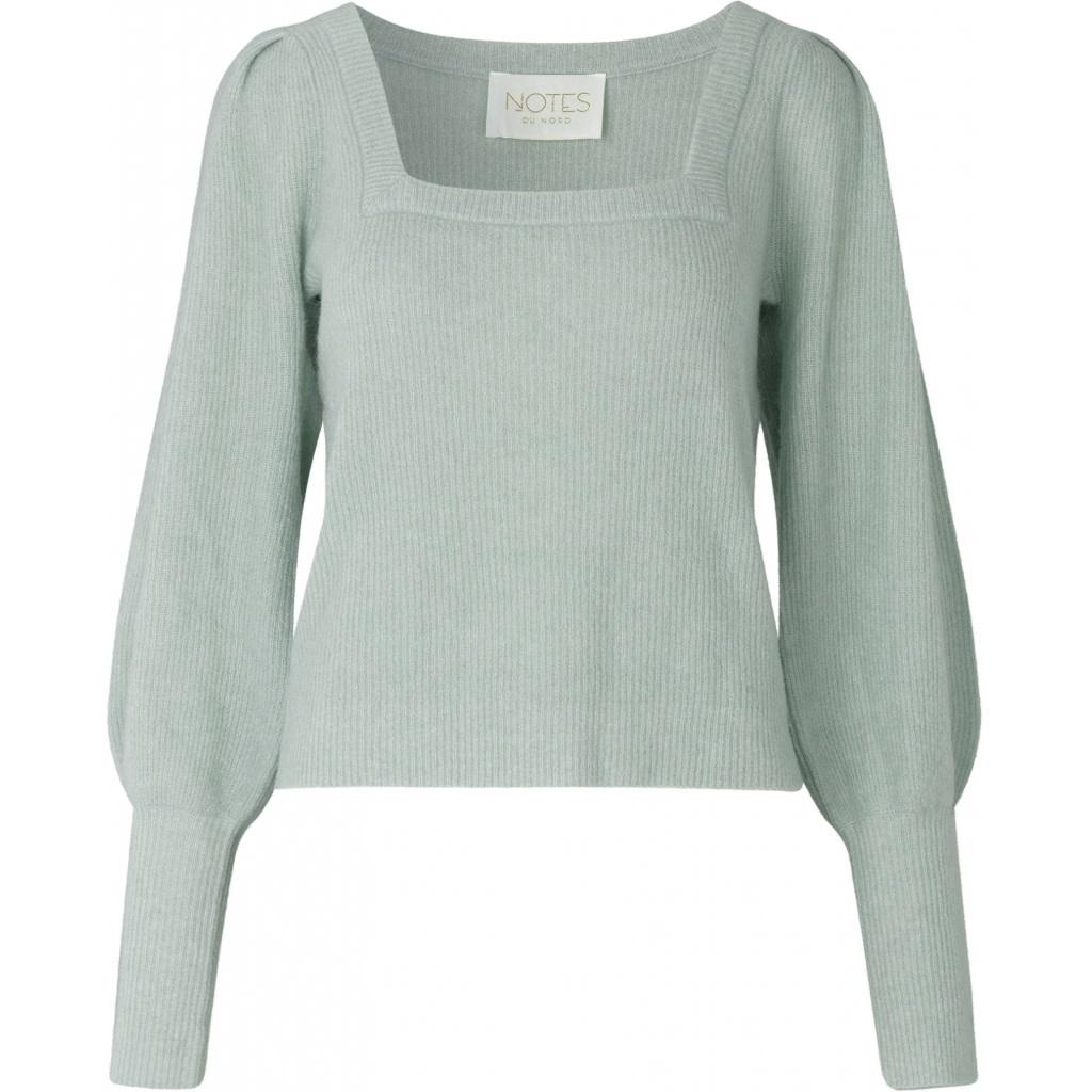 Tori sweater mermaid green-1