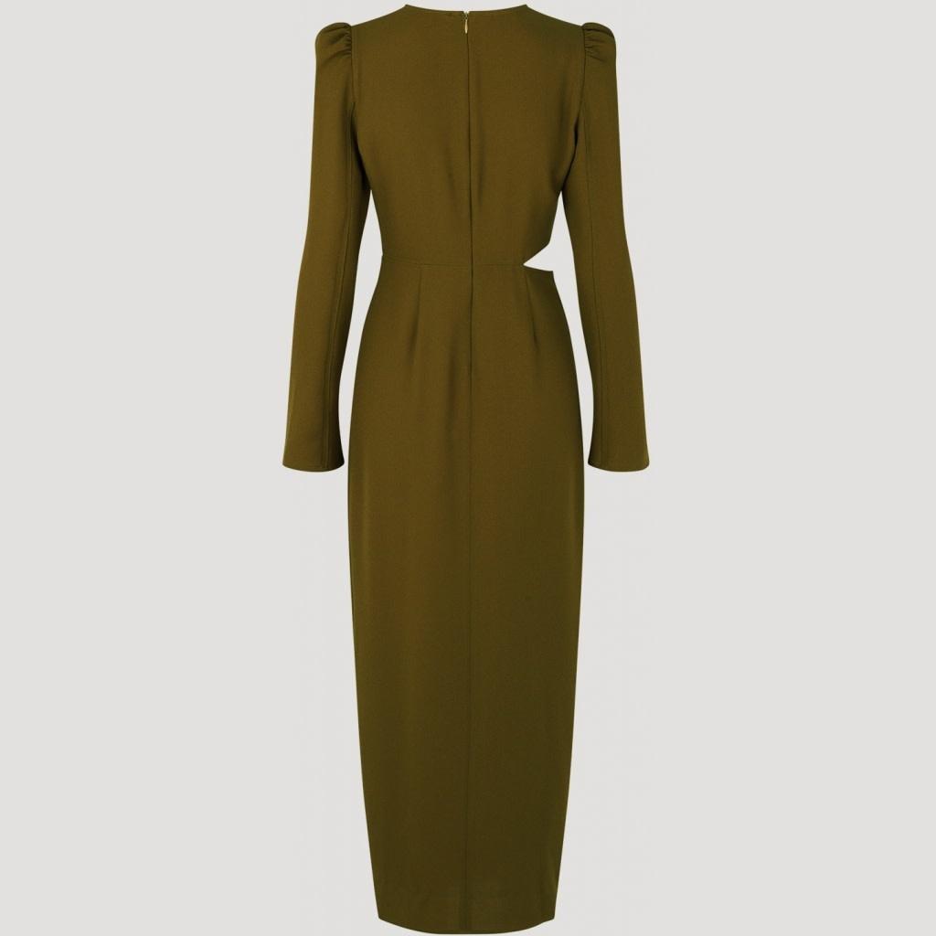 Oliana cut out dress-2