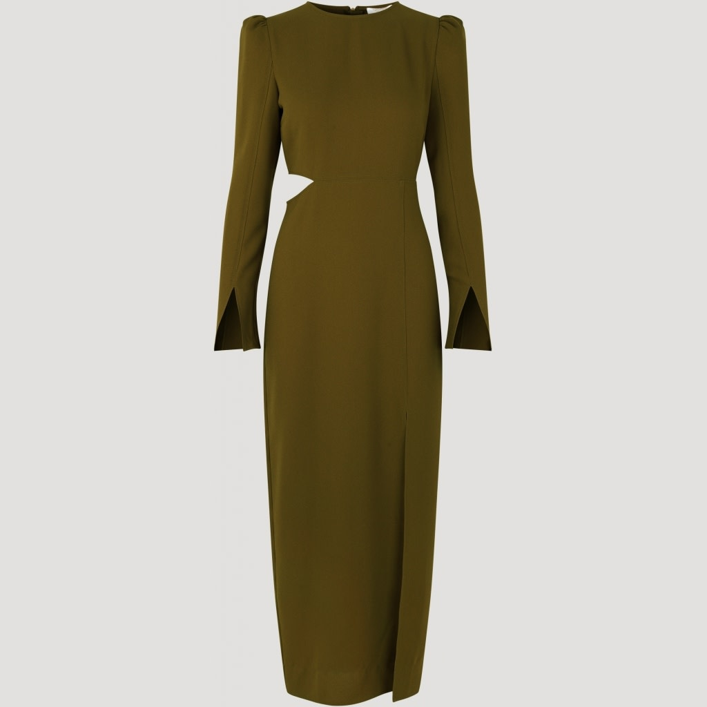 Oliana cut out dress-1
