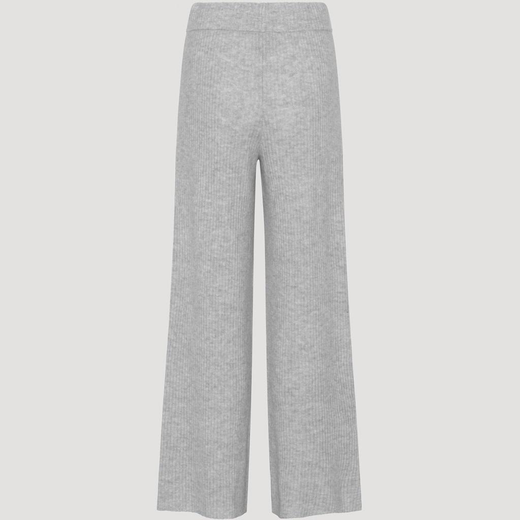 Avery pants light grey melange-2