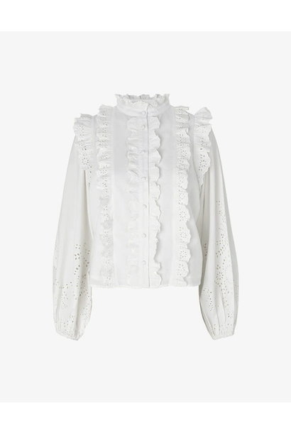 Alma  shirt  Cream