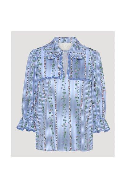 Ace  blouse stripe