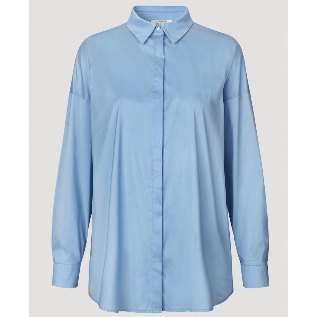 Kira Shirt light blue-1